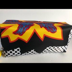 🌎🌎Sonia Kashuk Shazam Pencil Pouch Bag